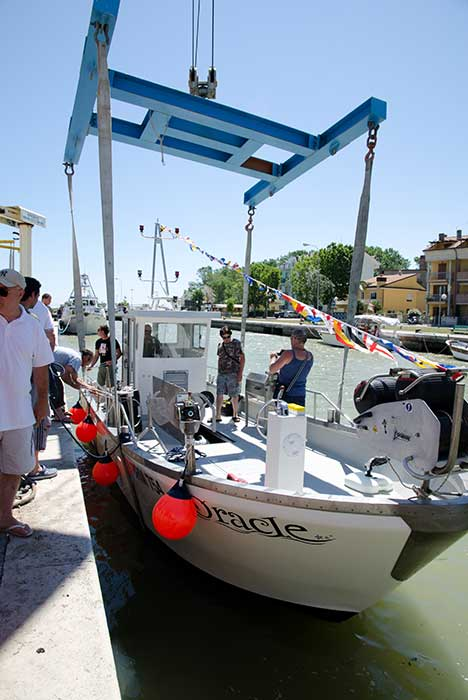 Imbarcazioni per la piccola pesca