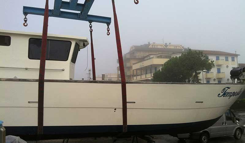 barca per piccola pesca