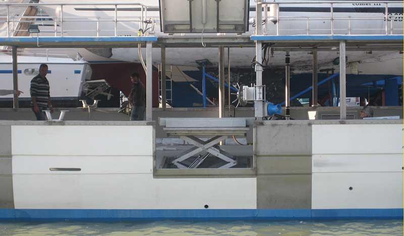 imbarcazione mitili europa