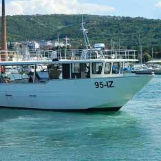 barca per mitili home